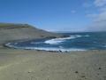 Pláž, kde se vylodili piráti