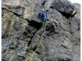 Hurá první jarní lezení!