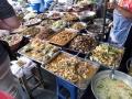 Jídlo na Fresh Marketu - oči a nos nám přecházeli