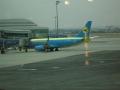 Naše letadlo do Kieva