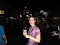 Večer na Khao San s shakem